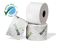 EcoSoft OptiCore Bath Tissue