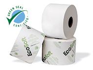 EcoSoft OptiCore Bath Tissue