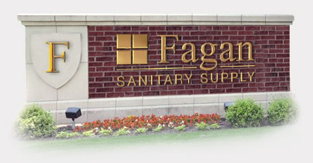 Fagan Golden Sign
