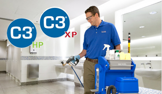 Hillyard C3 - Cleaning Companions