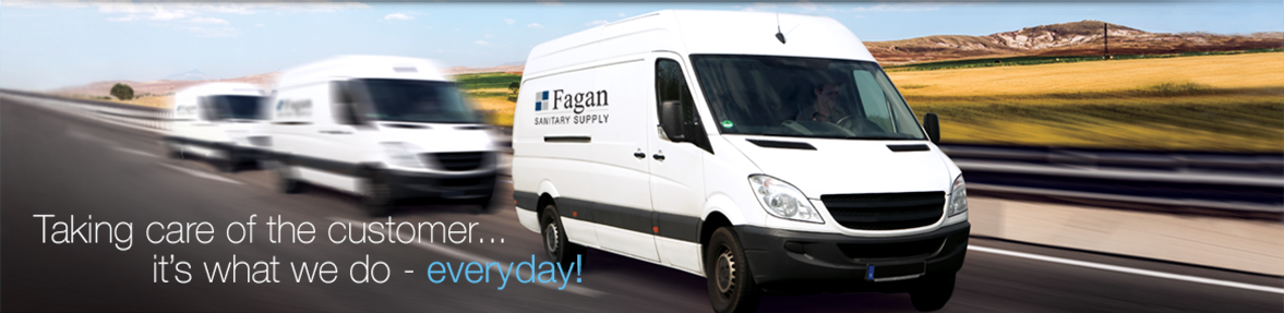 Fagan Supply Delivery Services