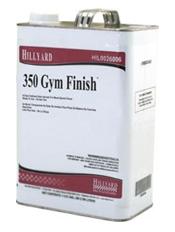 350 Gym Finish