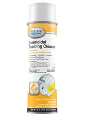 Quick & Clean Germicidal Foaming Cleaner