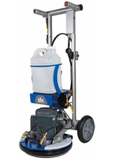 TAZ with Orbital Technology All-Purpose Cleaning Machine